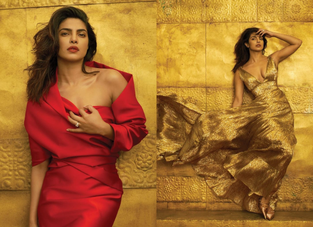 Priyanka Chopra stares back at you from the cover of Vogue USA this month (Featured)