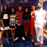 Radhika Apte snapped at the store launch of Tommy Hilfiger in Patna