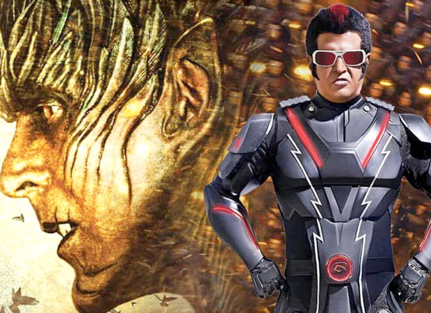 Rajinikanth - Akshay Kumar starrer 2.0 clocks it at 2 hours 28 minutes