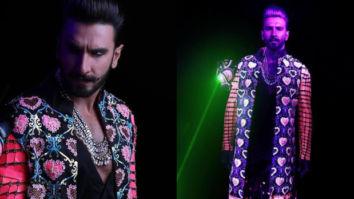 Ranveer Singh – Deepika Padukone Wedding Party_ Baba channelises his inner Khilji, shows is true COLOURS! (Featured)
