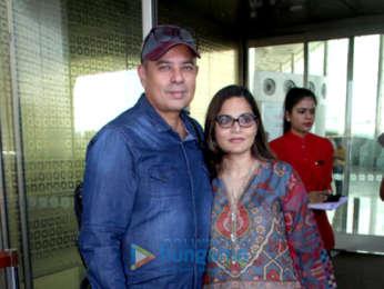 Ranveer Singh, Deepika Padukone, Parineeti Chopra and others snapped at the airport