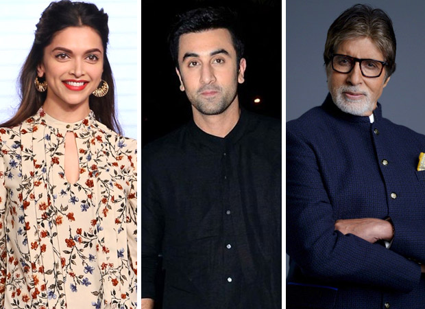 SCOOP! Deepika Padukone, Ranbir Kapoor and Amitabh Bachchan signed by e-commerce giant Flipkart