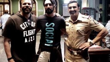 SIMMBA: Rohit Shetty and Ranveer Singh meet South star Kichcha Sudeep