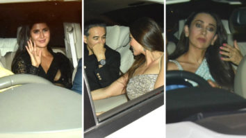 SRK Grand Diwali Party with many Celebs Katrina Kaif Kareena Kapoor