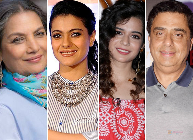 Shabana Azmi, Kajol and Mithila Palkar come together as the unique cast of this Ronnie Screwvala film