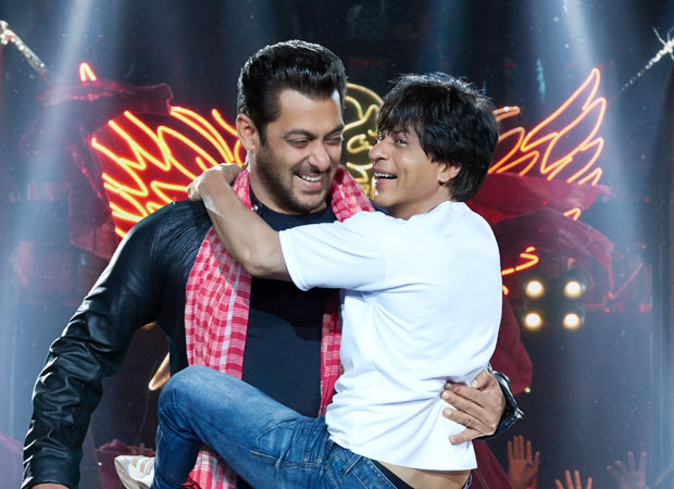 Shah Rukh Khan and Salman Khan to come together on Bigg Boss 12 platform for Zero promotions