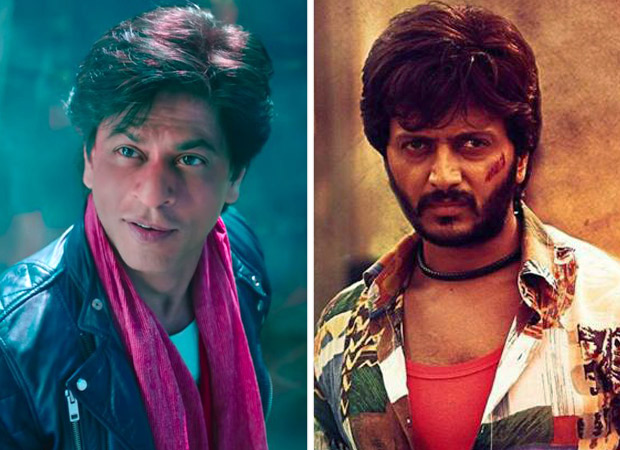 Shah Rukh Khan thanks Riteish Deshmukh for giving Zero solo release and postponing Mauli