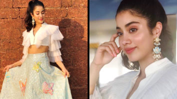 Slay or Nay - Janhvi Kapoor in Abu Jani Sandeep Khosla Couture for IFFI 2018 Goa (Featured)