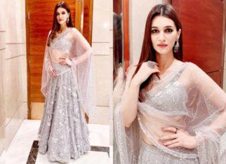 Slay or Nay - Kriti Sanon in Zara Umrigar for her best friend's wedding in Delhi (Featured)