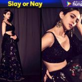 Slay or Nay - Sara Ali Khan in Sabyasachi promoting Kedarnath on Indian Idol 10 (Featured)