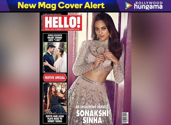 Sonakshi Sinha in Falguni and Shane Peacock for HELLO! magazine photoshoot (6)