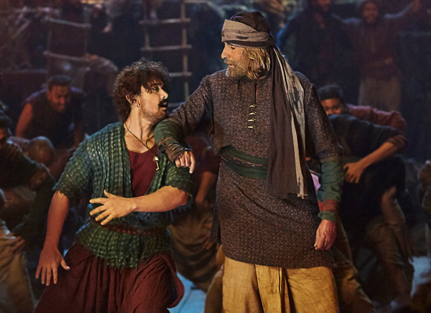 Box Office: Thugs of Hindostan shatters records, goes past the Rs. 50 crore mark on opening day