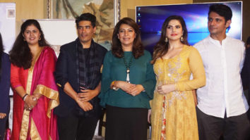 UNCUT Udne Do Short Film Trailer Launch Lara Dutta Zareen Khan Part 1