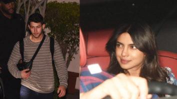 WATCH Cute couple Priyanka Chopra and Nick Jonas arrive in Mumbai
