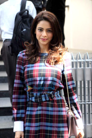 Aamna Sharif and her family spotted at Hakkasan