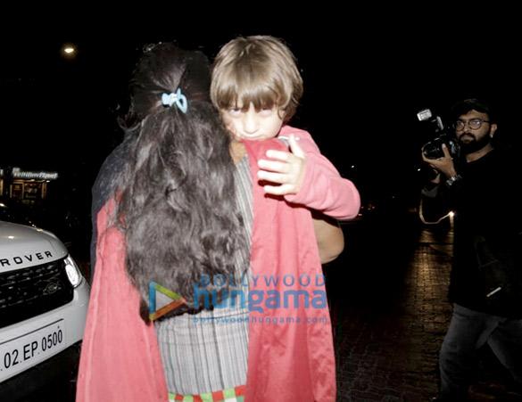AbRam Khan snapped in Mumbai (4)