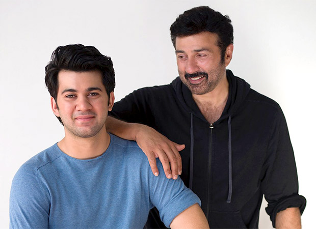 After Karan Deol, Sunny Deol's younger son Rajvir Deol to make his acting debut