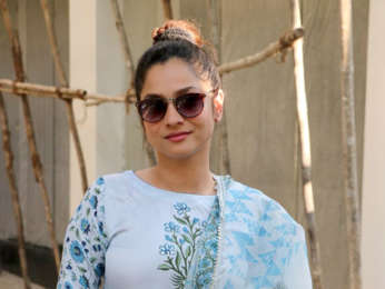 Ankita Lokhande spotted at Sunny Super Sound in Juhu