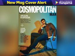 Arjun Kapoor for Cosmopolitan Man