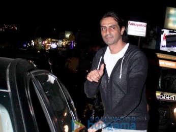 Arjun Rampal snapped in Bandra