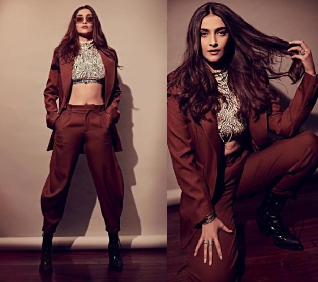 Best Dressed - Sonam Kapoor Ahuja in Chloe for Ek Ladki Ko Dekha To Aisa Laga trailer special screening