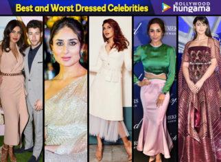 Best and Worst Dressed Celebrities