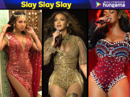 Beyonce in Indian ensembles for Isha Ambani - Anand Piramal sangeet bash (Featured)