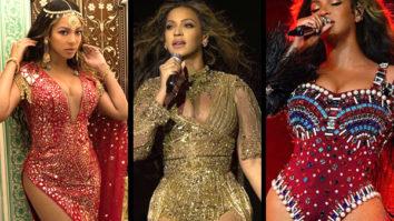 Beyonce in Indian ensembles for Isha Ambani - Anand Piramal sangeet bash (Featured)