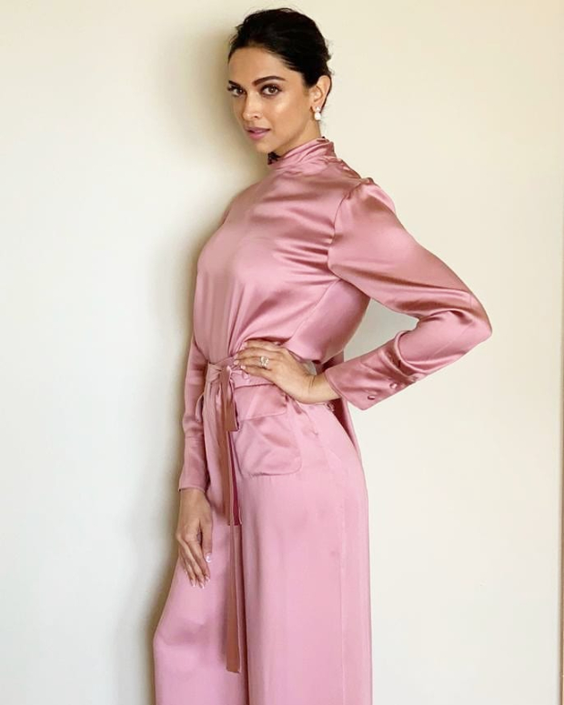 Deepika Padukone in Maison Valentino for an interview (1)