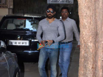 Emraan Hashmi spotted in Bandra