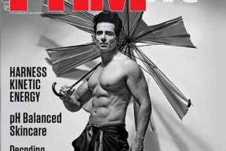 Sonu Sood On The Cover Of FHM, December 2018