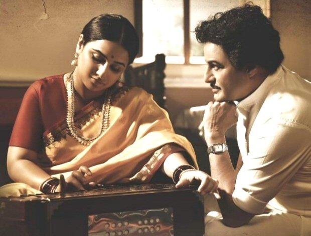 FIRST LOOK Vidya Balan plays harmonium in this vintage photo from NTR Biopic, Kathanayakudu