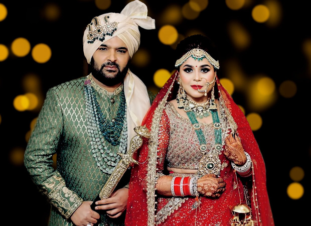 Here's what Kapil Sharma did with the leftover food from his wedding reception