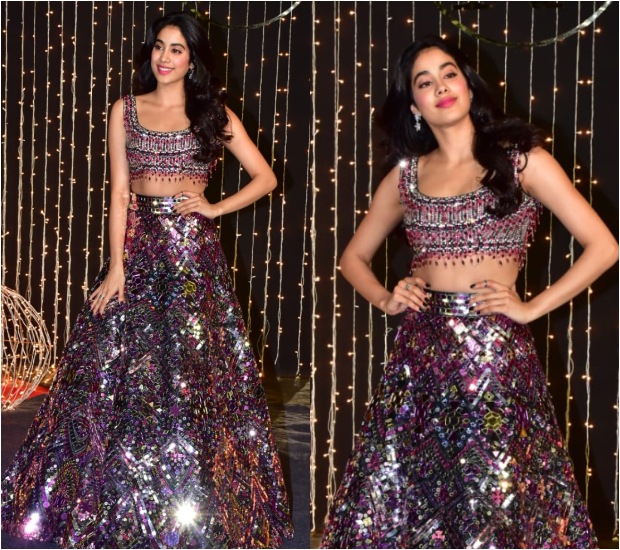 Janhvi Kapoor at Priyanka Chopra - Nick Jonas Wedding Reception