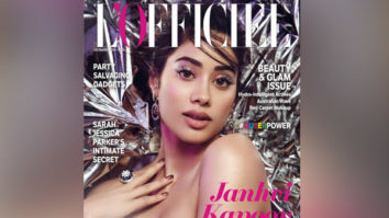 Janhvi Kapoor for L'Officiel India (Featured)