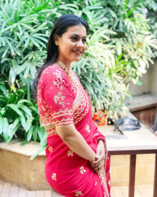 Kajol Devgan Keeps It Chic This Wedding Season With A Rs