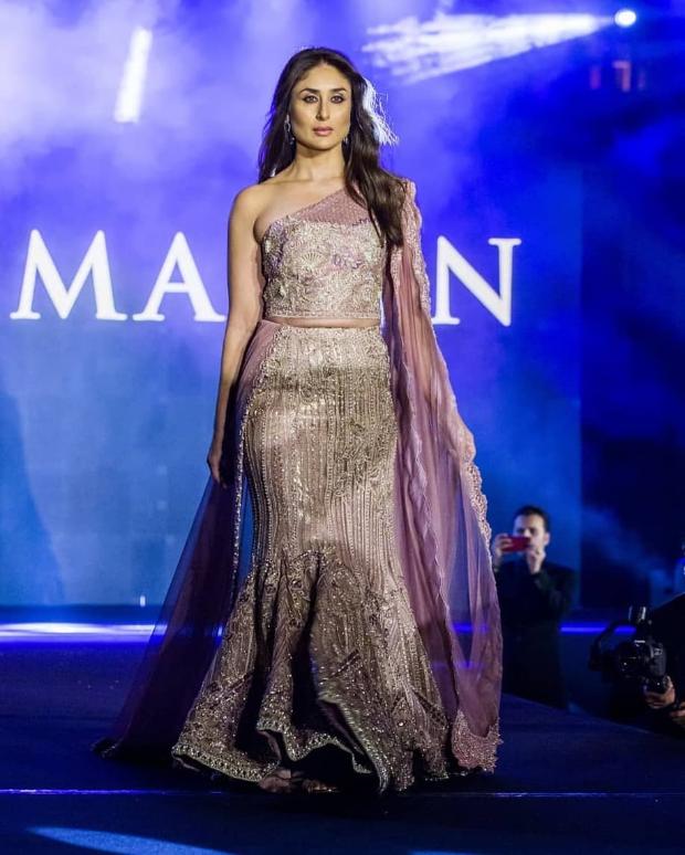 Kareena Kapoor Khan for Faraz Manan in Dubai (1)