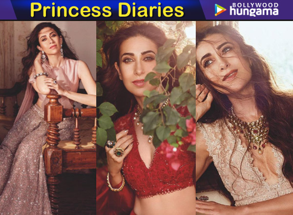 Karisma Kapoor for Brides Today (Featured)
