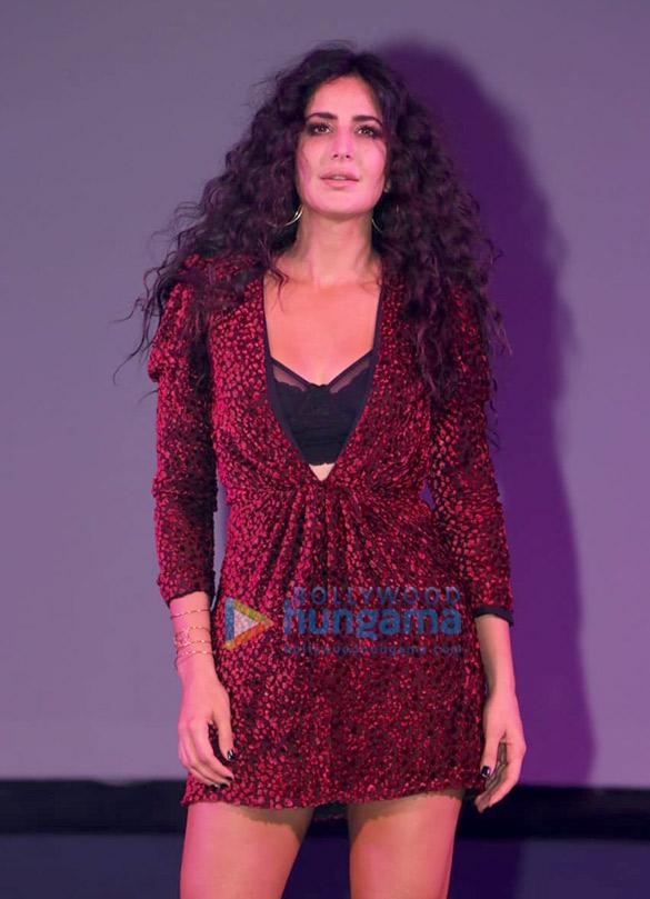 Katrina Kaif, Aanand. L. Rai launch Zero song Husn Parcham2 (1)