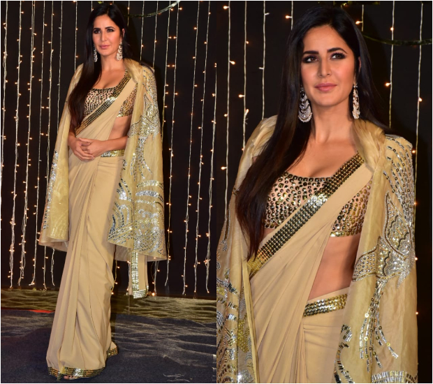 Katrina Kaif in Abu Jani - Sandeep Khosla for Priyanka Chopra - Nick Jonas Wedding Reception