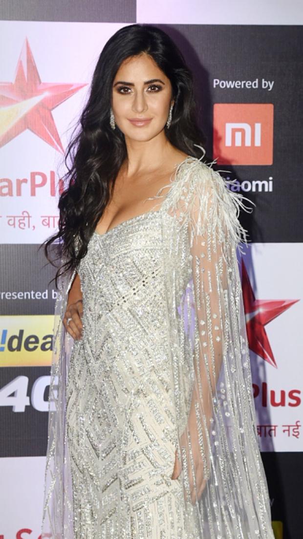 Katrina Kaif in Falguni and Shane Peacock for Star Screen Awards 2018 (2)
