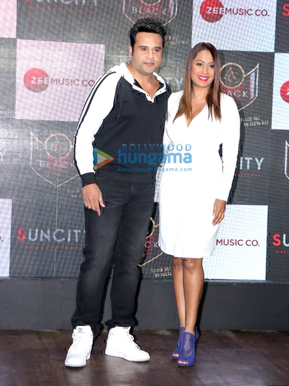 Celebs grace Zee Music album launch at Hard Rock Cafe in Andheri