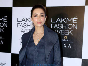 Malaika Arora snapped at the model auditions for Lakme Fashion Week 2019