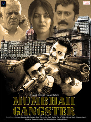 First Look Of The Movie Mumbhaii Gangster
