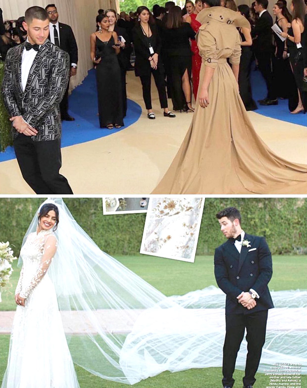 Nick Jonas follows this ONE RULE when wife Priyanka Chopra wears giant dresses