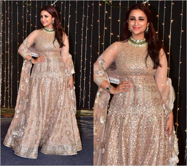Parineeti Chopra at Priyanka Chopra - Nick Jonas Wedding Reception