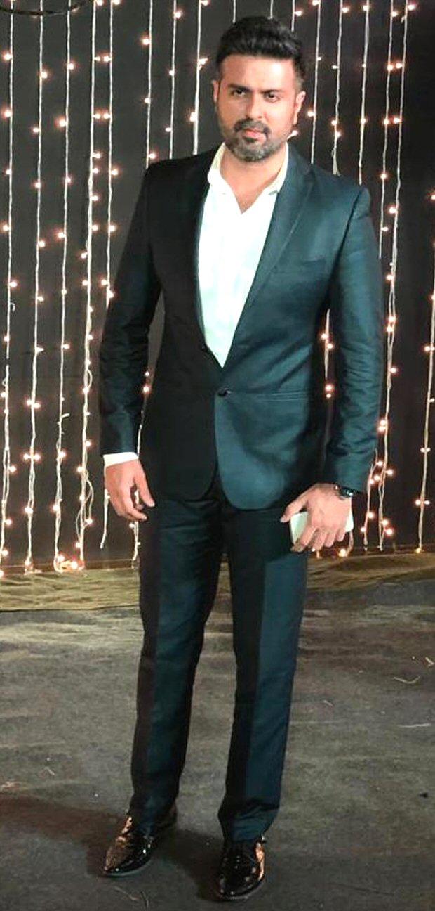 Priyanka Chopra's rumoured EX-BOYFRIENDS Shahid Kapoor and Harman Baweja make it to her wedding reception with Nick Jonas
