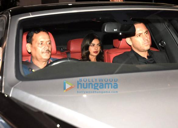 Priyanka Chopra and Nick Jonas snapped in Mumbai (3)