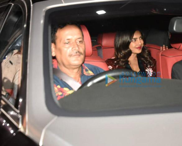 Priyanka Chopra and Nick Jonas snapped in Mumbai (5)