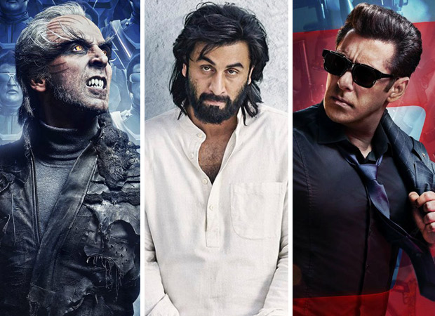 Rajinikanth - Akshay Kumar's 2.0, Tiger Shroff's Baaghi 2, Sanju, Padmaavat, Race 3 amongst most searched films on Google in 2018